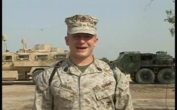 Gunnery Sgt. Jason Duggar
