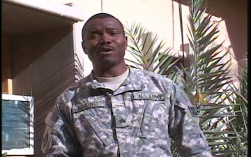 Sgt. Komlan Koudifo