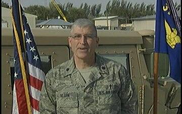Lt. Col. Timothy Bejian