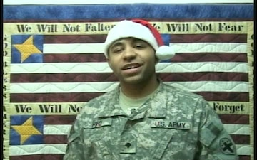 Spc. Christopher Ford