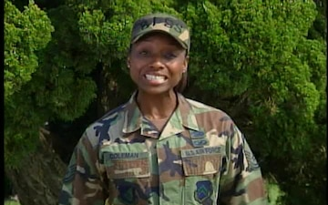 Master Sgt. Taniekia Coleman
