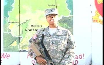 Staff Sgt. Sonia Britton