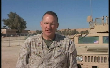 Chief Warrant Officer Jonathan Moran