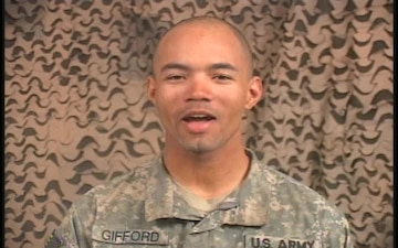 Staff Sgt. Cory Gifford