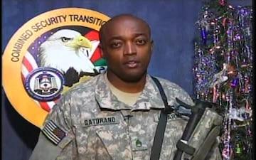 Staff Sgt.  Gatorano