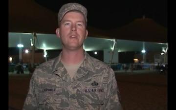 Master Sgt. Matthew Gardner