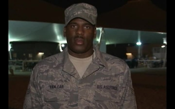 Senior Airman Michael Vanlea