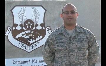 Staff Sgt. Eduardo Hurtado