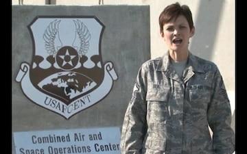 Senior Master Sgt. Vicki Seal