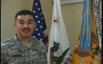 Sgt. Ulises Gomez
