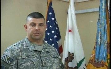 Maj. Jeff Roach