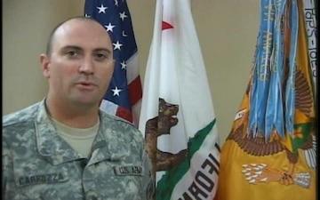 Sgt. 1st Class Michael Cardozza