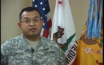 Sgt. Michael Palicios