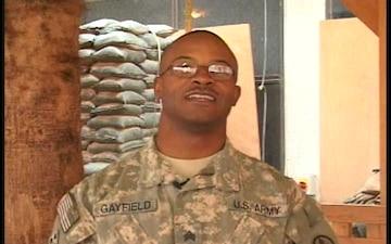 Sgt. Gregory Gayfield