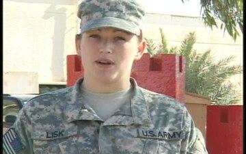 Pvt. Jaymie Lisk