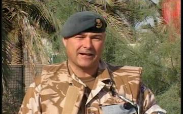 1st Lt. Tony Joeill