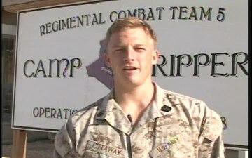 Petty Officer 3rd Class David Pittaway
