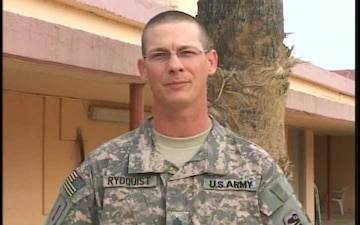Sgt. Mike Rydquist