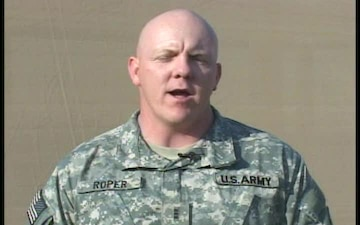 Chief Warrant Officer Jerry Roper