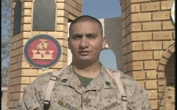 Staff Sgt. Fred Maldonado