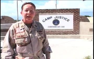 Chief Petty Officer Carol Yoakum