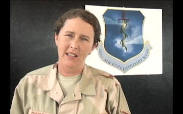 Tech. Sgt. Denise Johnson