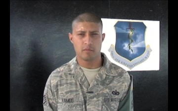 Staff Sgt. Luis Ramos Jr