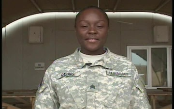 Sgt.  Odunsi