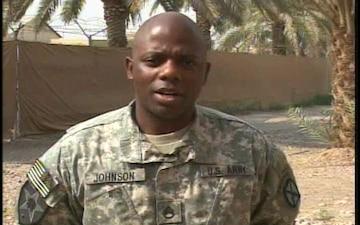 Staff Sgt. William Johnson