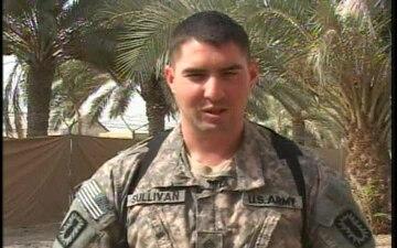 Sgt. John Sullivan