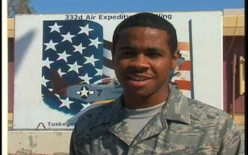 Senior Airman Patrick Bolden