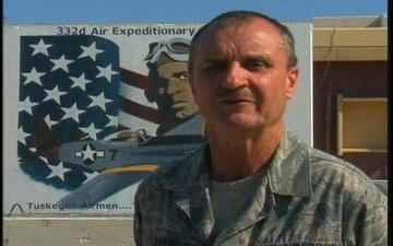 Master Sgt. Charles Juhasz