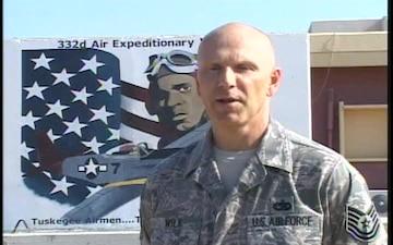 Tech. Sgt. Thomas Wilk