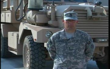 Master Sgt. Raul Torres