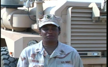 Petty Officer 1st Class Anette Willis