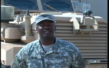 Master Sgt. Levi Kelly