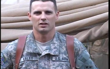 Maj. David Kaley