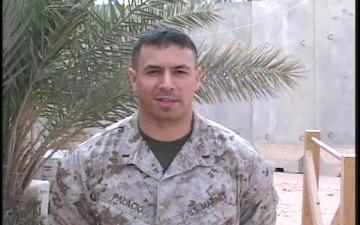 1st Lt. David Palacio