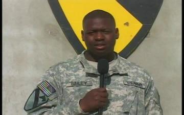 Pvt. Lamarcus Bailey