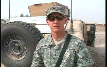 Spc. Justin Hay