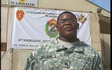 Sgt. Tony Rollison