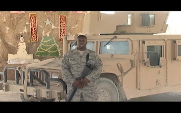 Staff Sgt. Jeffery Walker