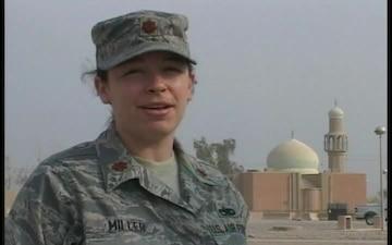 Maj. Kara Miller