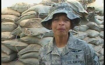 Senior Master Sgt. Claudia Bell