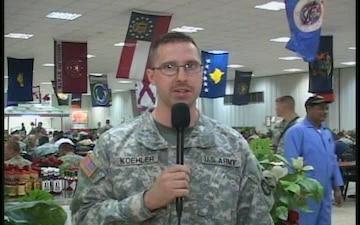 Staff Sgt. Anthony Koehler