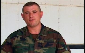 1st Lt. Ermal Jauri