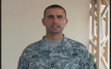 Sgt. 1st Class Marco Lopes