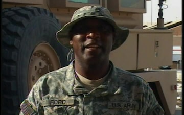 Staff Sgt. Roger Ford Jr.