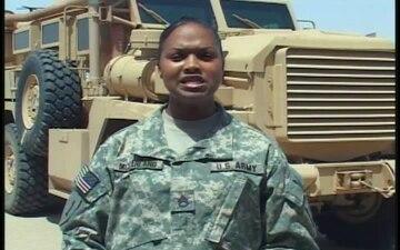 Staff Sgt. Vernice McFarland