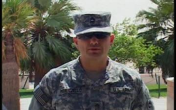 Master Sgt. Michael Pitruzzello